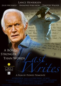 Last Writes Poster